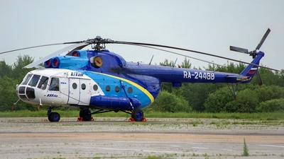 RA-24488 - Mil Mi-8TB Hip - UTair Aviation