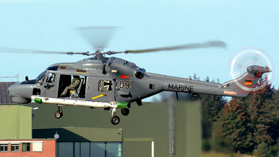 83-09 - Westland Sea Lynx Mk.88A - Germany - Navy