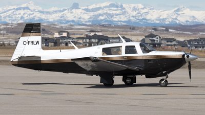 A picture of CFRLW - Mooney M20K - [250159] - © Mike MacKinnon