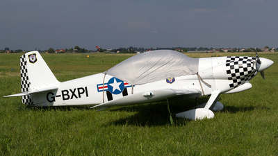 A picture of GBXPI - Van's RV4 - [PFA 18112426] - © Łukasz Stawiarz