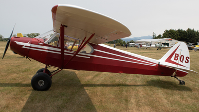 ZK-BQS - Piper PA-18-95 Super Cub - Private