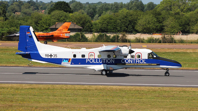 98-35 - Dornier Do-228NG - Germany - Navy