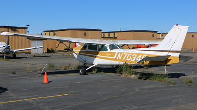 N70340 - Cessna 172M Skyhawk - Private
