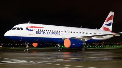 A picture of GEUYA - Airbus A320232 - British Airways - © Rolf Jonsen