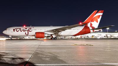 C-GHLQ - Boeing 767-36N(ER) - Air Canada Rouge