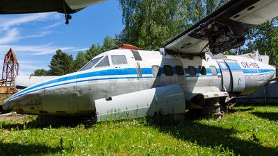 OK-IYB - Let L-410UVP Turbolet - LET Kunovice