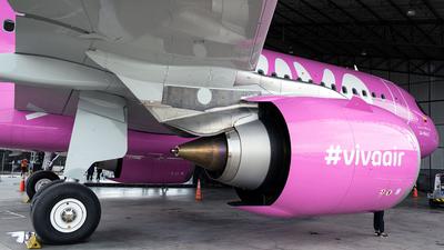 HK-5378 - Airbus A320-251N - Viva Air Colombia