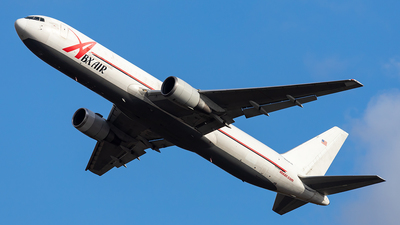 A picture of N362CM - Boeing 767338(ER)(BDSF) - ABX Air - © Markus Altmann