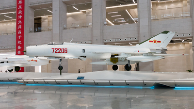 72206 - Shenyang J-8 - China - Air Force