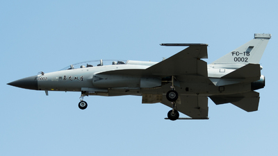 0002 - Chengdu JF-17B Thunder - Chengdu Aircraft Industry Corporation (CAC)