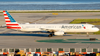 A picture of N535UW - Airbus A321231 - American Airlines - © global_flyer1