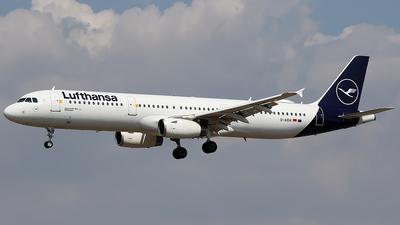 A picture of DAIDH - Airbus A321231 - Lufthansa - © Jorge Medina Mediavilla
