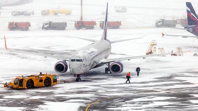 VP-BMM - Boeing 737-86M - Aeroflot