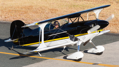 VH-LTF - Pitts S-1S Special - Private