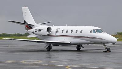 CS-DXY - Cessna 560XL Citation XLS - NetJets Europe