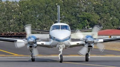 TG-EME - Beechcraft C90B King Air - Private