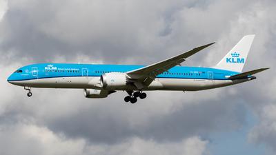 PH-BHE - Boeing 787-9 Dreamliner - KLM Royal Dutch Airlines