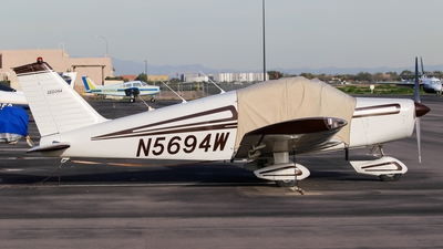 N5694W - Piper PA-28-160 Cherokee - Private