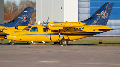 SE-GHB - Mitsubishi MU-2B-20 - Saab Nyge Aero