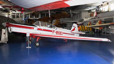 F-BSEI - Zlin 526 - Private