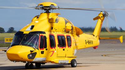 A picture of GNHVV - Airbus Helicopters H175 - Noordzee Helikopters Vlaanderen - © David Blaker