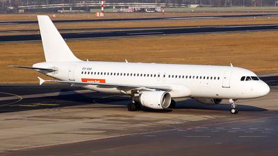 ES-SAQ - Airbus A320-214 - easyJet (SmartLynx Airlines)