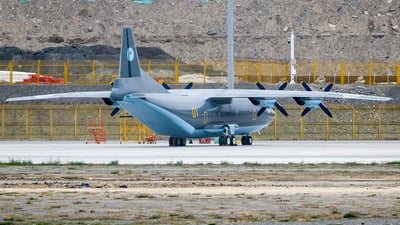 01 - Shaanxi Y-8F-200W Pegasus - Kazakhstan - Air Force