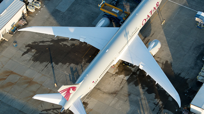 A picture of A7BHB - Boeing 7879 Dreamliner - Qatar Airways - © Daniel Dominguez