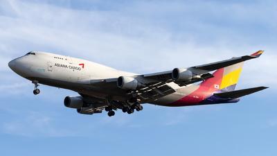 HL7618 - Boeing 747-446(BDSF) - Asiana Cargo