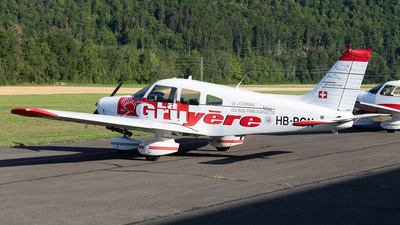 HB-PGN - Piper PA-28-161 Warrior II - Private