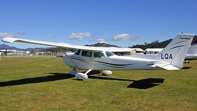 ZK-LQA - Cessna 172M Skyhawk - Private