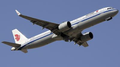 B-30C5 - Airbus A321-271N - Air China