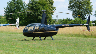 SP-SZD - Robinson R44 Raven - Private