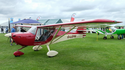 G-LEPR - EuroFox Microlight - Private