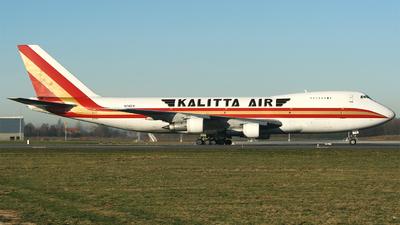 N716CK - Boeing 747-122(SF) - Kalitta Air