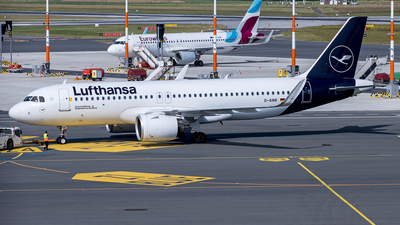 A picture of DAINK - Airbus A320271N - Lufthansa - © Dirk Grothe