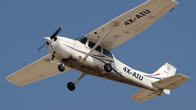 4X-AIU - Cessna 172M Skyhawk - Private