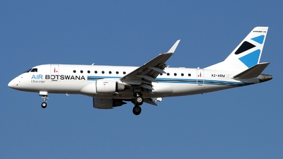 A2-ABM - Embraer 170-100LR - Air Botswana