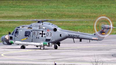 83-03 - Westland Sea Lynx Mk.88A - Germany - Navy