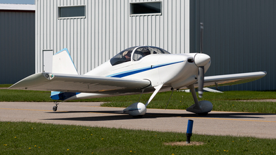 C-FDOG - Vans RV-6 - Private
