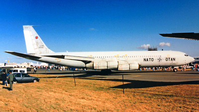 LX-N19996 - Boeing 707-329C - NATO - Airborne Early Warning Force