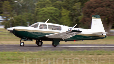 ZK-VVB - Mooney M20R Ovation - Private