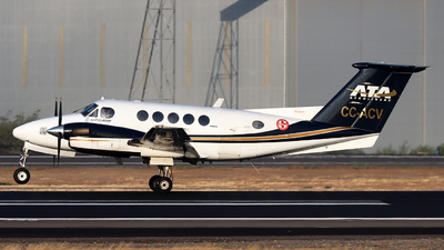 CC-ACV - Beechcraft 200 Super King Air - Aerolíneas ATA