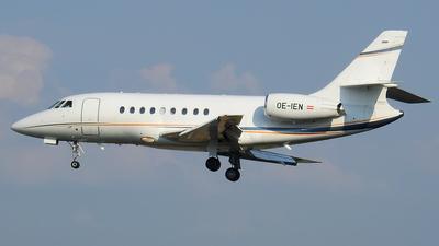 OE-IEN - Dassault Falcon 2000EX - Global Jet Austria