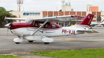 PR-VJA - Cessna T206H Stationair TC - Private
