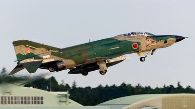 57-6914 - McDonnell Douglas RF-4E Phantom II - Japan - Air Self Defence Force (JASDF)