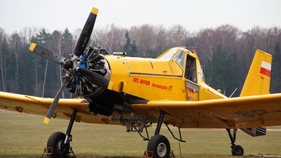 SP-ZUS - PZL-Mielec M-18B Dromader - Private