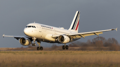 A picture of FGRHX - Airbus A319111 - Air France - © Gilles ASTRE