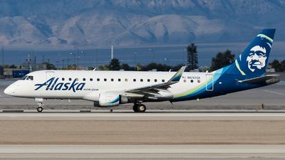 N630QX - Embraer 170-200LR - Alaska Airlines (Horizon Air)