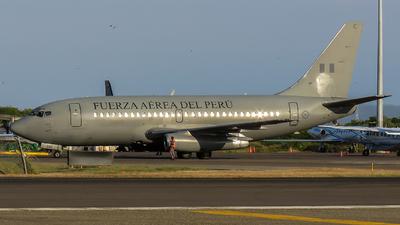 FAP352 - Boeing 737-282(Adv) - Perú - Air Force